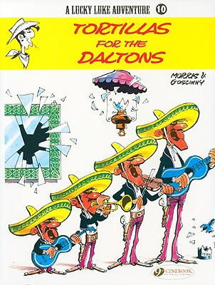 A Lucky Luke Adventure 10 By Goscinny, Rene/ Morris